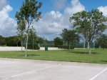 Tennis courts at Clubhouse Park